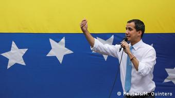 Venezuela Juan Guaido (Reuters/M. Quintero)