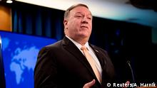 USA PK Mike Pompeo in Washington