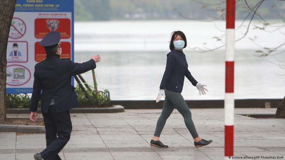 越南迄今為止防疫措施相當成功
