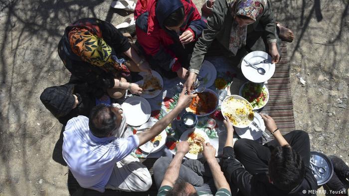 Iran | Familie feiert Norouz