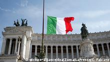 Coronavirus Italien Rom
