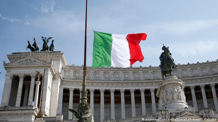 Коронавирус в Италия: мафията като благодетел | Новини и анализи от Европа | DW | 08.04.2020