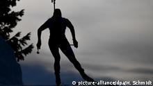 Symbolbild Sport und Doping | Biathlon