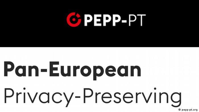 Screenshot App PEPP-PT