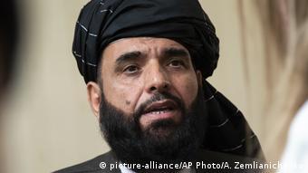 Taliban Sözcüsü Süheyl Şahin