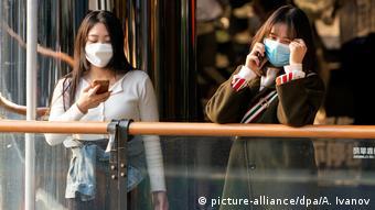 China Corona-Pandemie in Peking (picture-alliance/dpa/A. Ivanov)