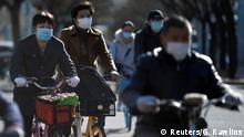 China Corona-Pandemie in Peking