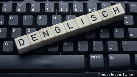 Symbolbild Denglisch | Tastatur (Imago Images/Steinach)