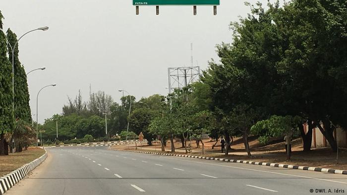 Nigeria Abuja Coronavirus Lockdown