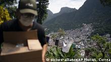 Brasilien Corona-Pandemie