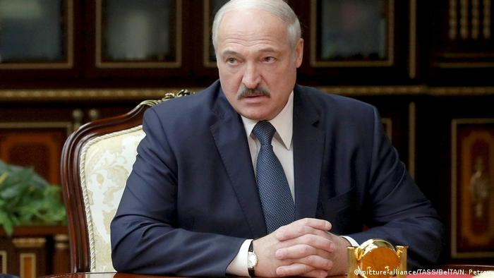 Weißrussland Präsident Lukashenko