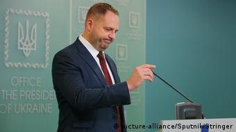 Новопризначений заступник глави офісу президента Андрія Єрмака (на фото) відповідатиме за державну політику у питаннях правоохоронної системи
