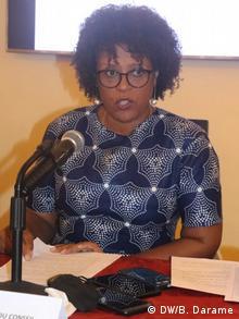 Guinea-Bissau Ruth Monteiro