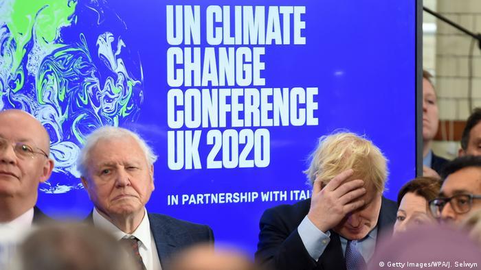 COP26: Die Klimarettung verzögert sich wegen Covid-19