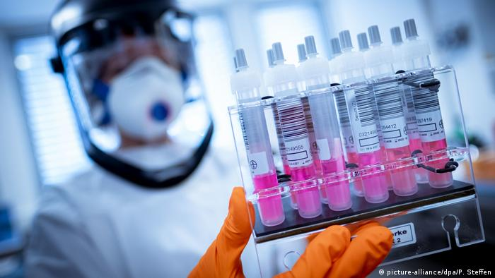 Китайские ученые нашли природное лекарство от COVID-19