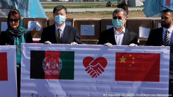 Gesundheitshilfe aus China für Afghanistan