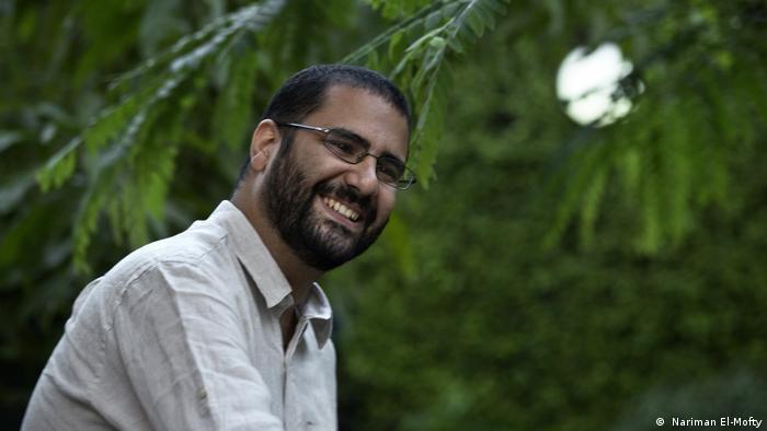 Verfolgte Journalisten One Free Press Coalition Alaa Abdelfattah Ägypten
