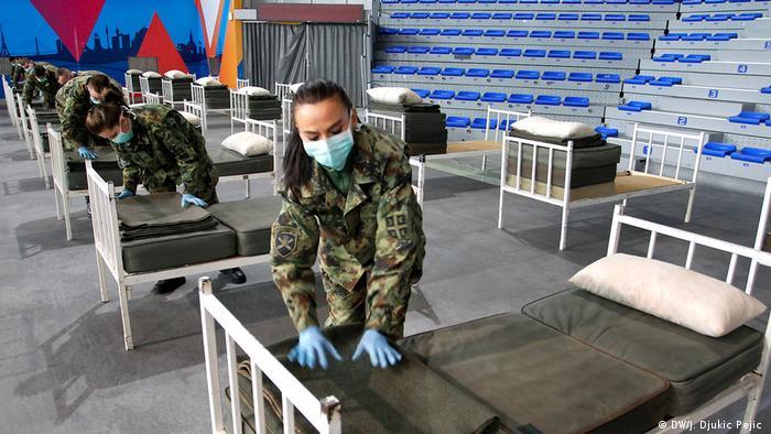 Čuvari granica i bolnica
