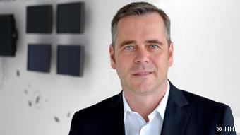 Thomas Wiegand, Leiter des Fraunhofer Heinrich-Hertz-Instituts