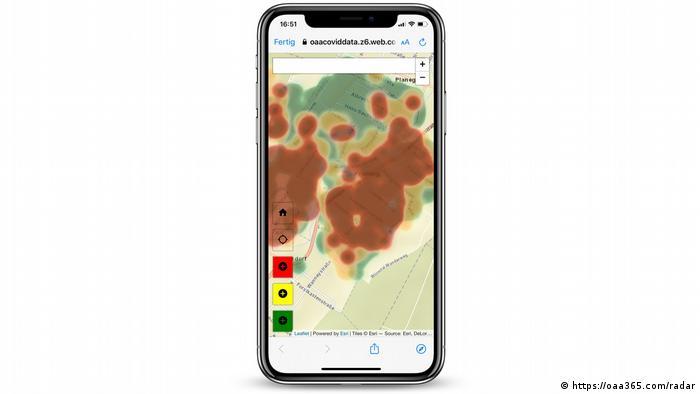 App Covid19-Radar