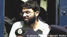 Ahmed Omar Saeed Sheikh (picture-alliance/AP Photo/Z. Mazhar)