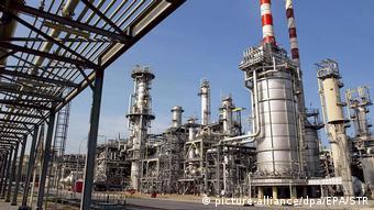 Erdölindustrie in Nigeria