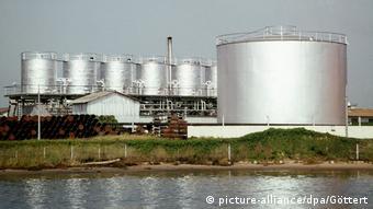 Le Nigeria regorge les plus grandes industries du pétrole du continent.