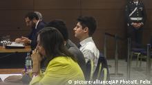 Chile Prozess Nicolas Zepeda