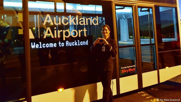 Coronavirus Rückholflüge | Bodenpersonal Auckland