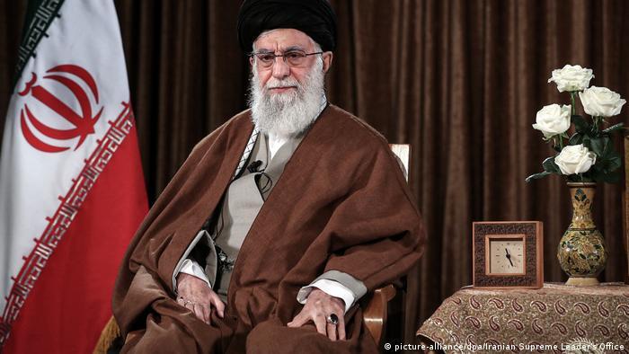 Iran Teheran Coronavirus Ajatollah Ali Chamenei