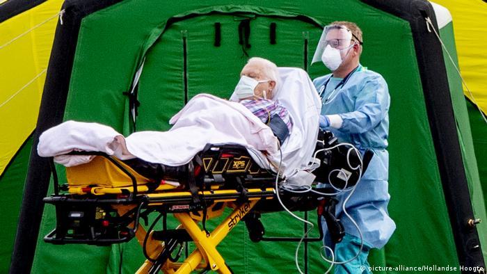 Ärzte im Kampf gegen Corona