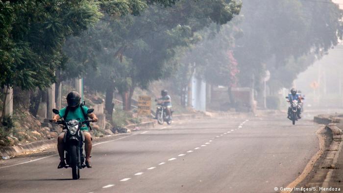 Luftverschmutzung in Cucuta (Getty Images/S. Mendoza)