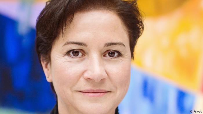 Ute E. Weiland, Geschäftsführerin Land der Ideen