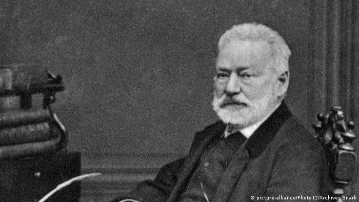 Portrait of Victor Hugo (picture-alliance/Photo12/Archives Snark)
