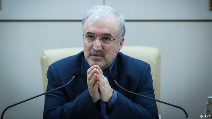 Said Namaki - iranischer Gesundheitsminister.