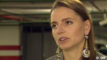 DW Video von Juri Rescheto Anastasia Engelgart