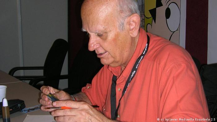 Juan Gimenez argentinischer Comiczeichner