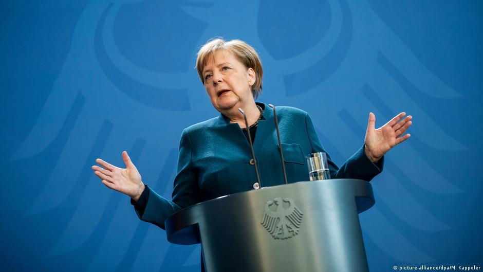 Në kohën e krizës së Coronës  gjermanët i besojnë Merkelit