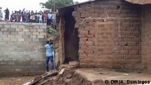 Angola Überschwemmungen in Kwanza Norte