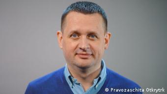 Координатор организации Правозащита открытки, юрист Алексей Прянишников