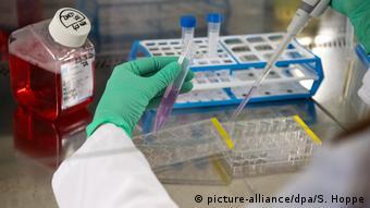 Тест на коронавирус в Мюнхене