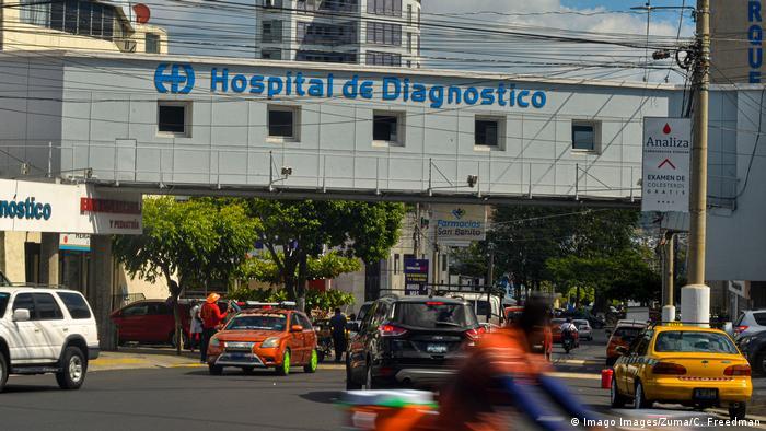El Salvador San Salvador Privatkrankenhaus