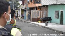 Ecuador Guayaquil Coronakrise Leichen