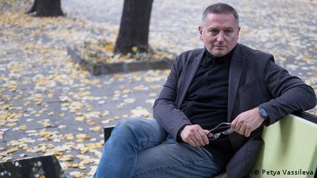 Bulgarien Georgi Gospodinov (Petya Vassileva)