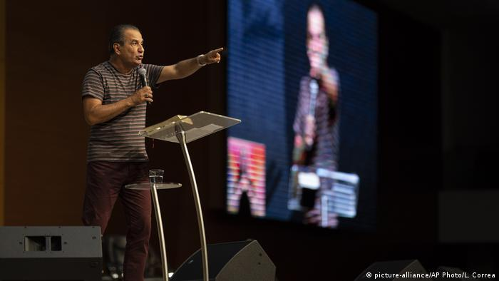 How Brazil's evangelicals are spinning COVID-19