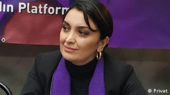EŞİK Platformu Üyesi Avukat Selin Nakıpoğlu