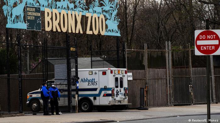 New York Bronx Zoo Coronavirus (Reuters/E. Munoz)