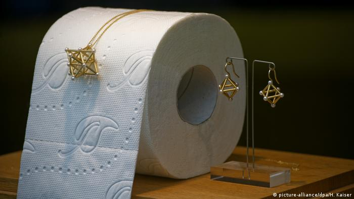 Popyt na papier toaletowy wraca do normy. (picture-alliance/dpa/H. Kaiser)