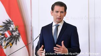 Κομβική η στάση του Αυστριακού καγκελάριου Σεμπάστιαν Κουρτς για το Ταμείο Ανάκαμψης