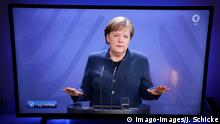 Deutschland Merkel Corona PK